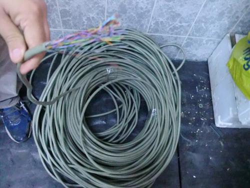cable multipar  cat3 25 pares