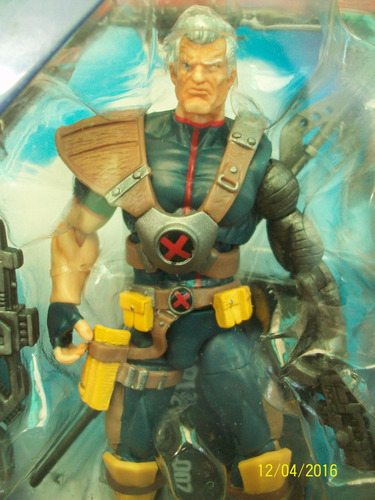 cable no.7 marvel universe serie 3