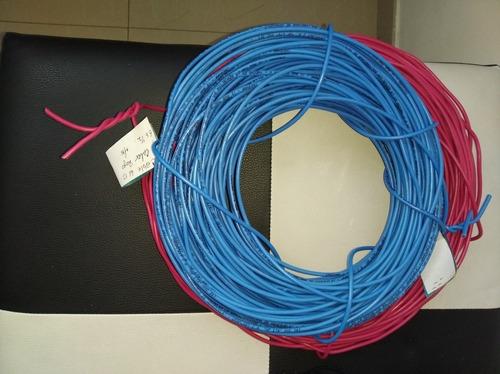 cable número 12 110 metros 55vds