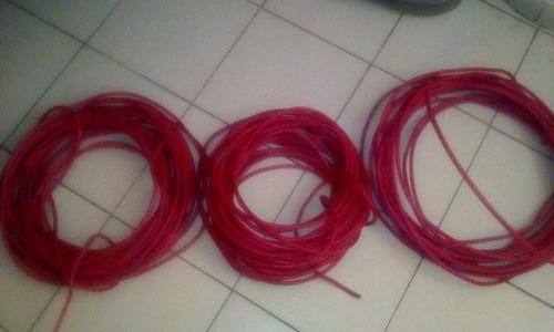 cable número 4 100% cobre