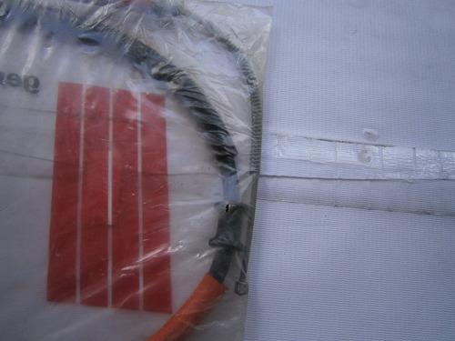 cable o guaya freno de mano lh fiat punto original fiat