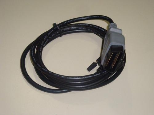 cable obd 2 injectoclean obdll cj500, cj4, cj15, cj300 9302