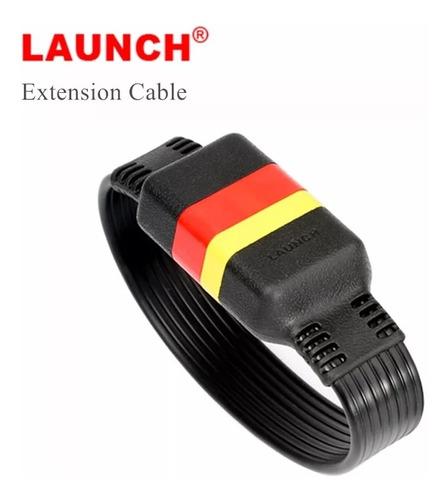cable obd2 launch original para escáner automotriz.