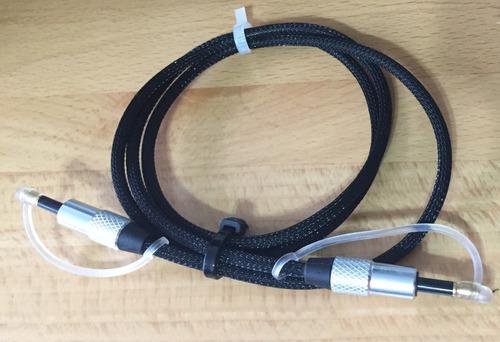 cable optico 3.5 fiio 80 cm