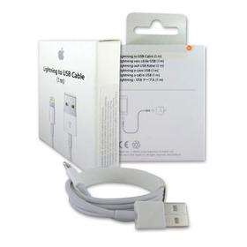 Cable Original iPhone 5 5c 5s 6 6s Plus 7 8 X Apple Carga