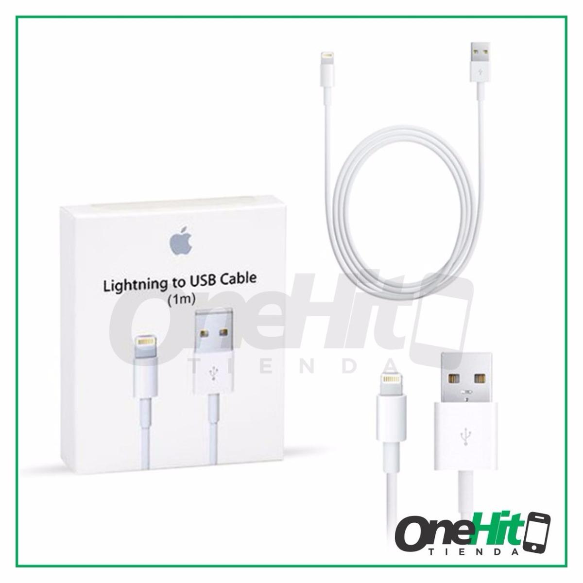 a85a6651cf1 cable original iphone 8 x plus lightning cargador iphone 6 7. Cargando zoom.