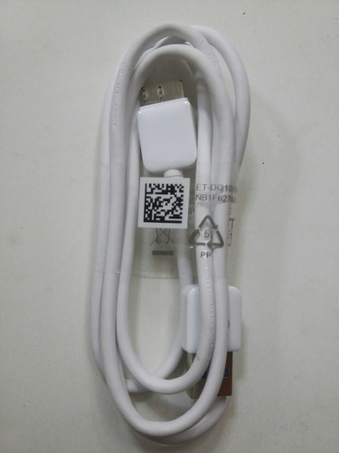 cable original samsung s5 y note 3
