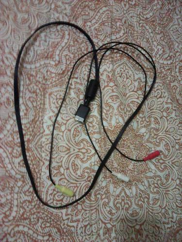 cable original vga ps3
