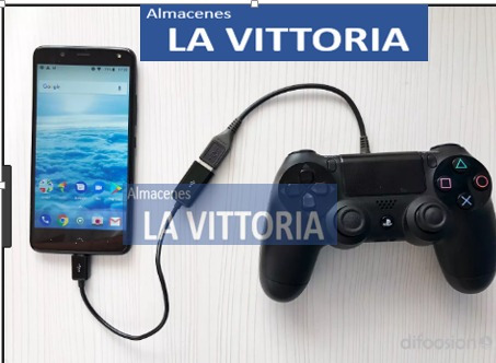 cable otg micro usb para celular compatible para android