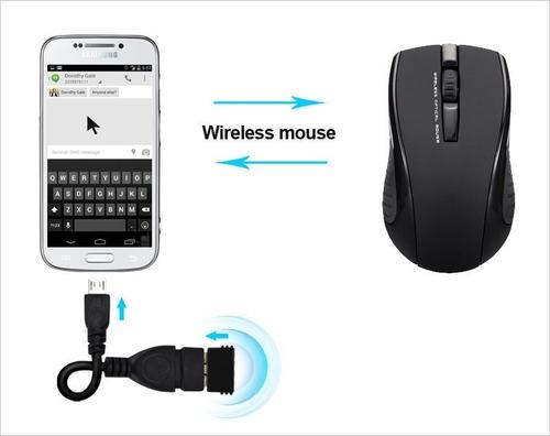 cable otg para celulares y tablets