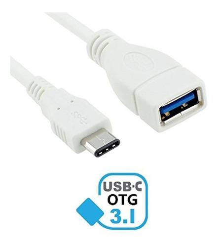 cable otg tipo c samsung sony huawei lg blu