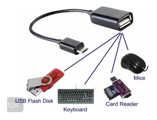 cable otg usb a micro usb