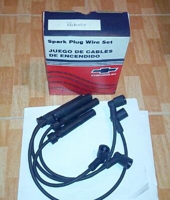 cable p/ bujia aveo1.6 todos años, daewoo , nubira y lanos
