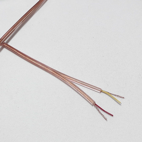 cable para armado de rca bipolar libre oxigeno audiopipe amp