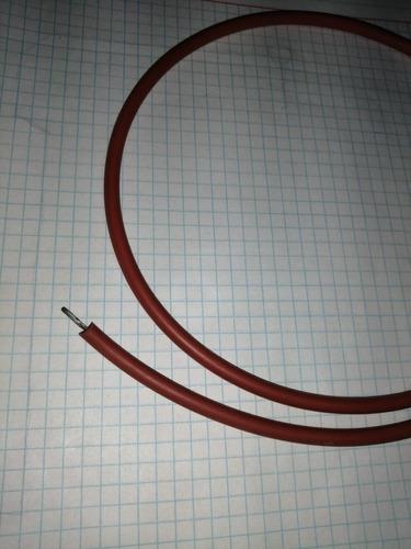 cable para conectar bujia forro silicon trans. ignicion
