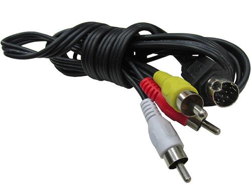 cable para decodificador 10 pines / 4739