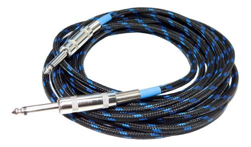 cable para guitarra electrica plug hamc 5 metros. oferta