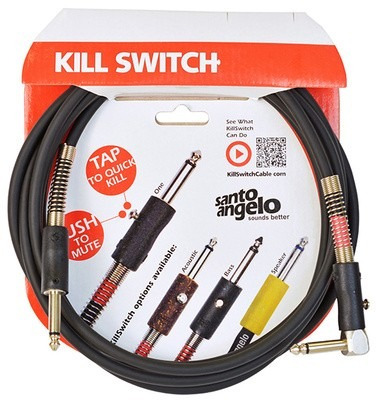 cable para guitarra kill switch santo angelo 6m