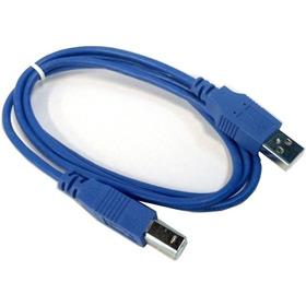 Cable Para Impresoras Usb A/b 2.0