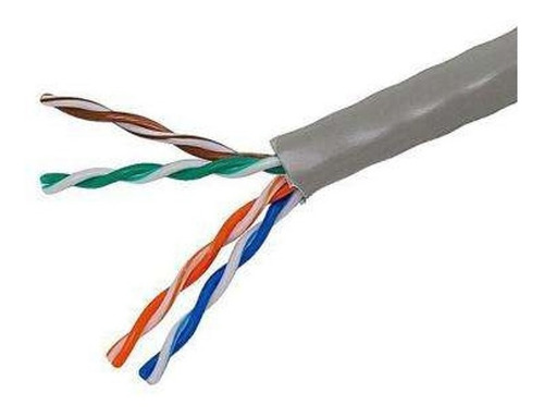cable para internet de red utp cat5e 50 metros