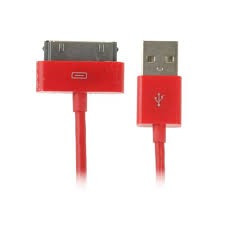 cable para sincronizacion de datos para iphone 4, ipod, ipad