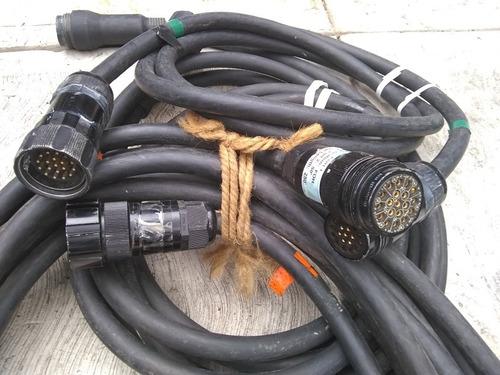cable para soldadura y equipo de sonido