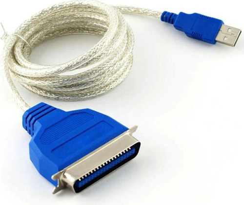 cable paralelo a usb generico / 3734