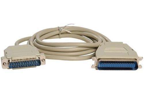 cable paralelo para impresora