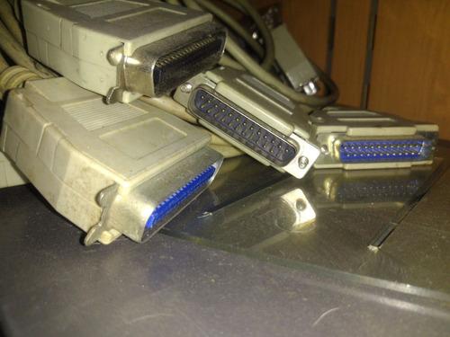 cable paralelo para impresoras