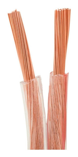 cable parlantes hifi 12 gauge precio p/metro 6 cuotas
