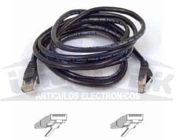 cable patchcord cca 15 m dracma cca blanco gris y negro