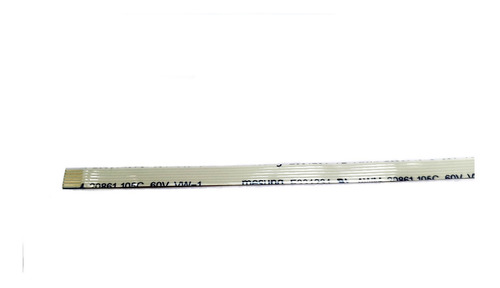 cable plano flexible 6 pines reverse 0.5mm paso 3.5 x 300 mm