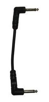 cable plug parquer interpedal para pedales corto 15cm