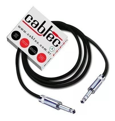 cable plug plug ts mono de audio neutrik rean 3m cabtec