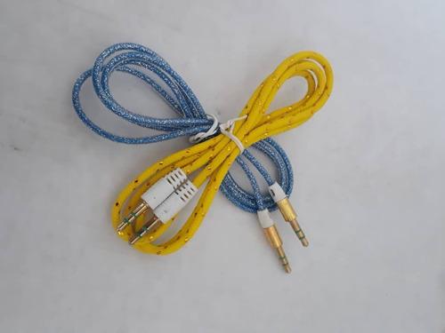 cable plus a plus con maya
