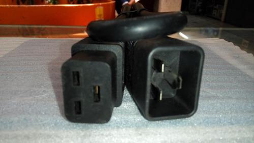cable poder  pdu  y  ups c19 a c20 1.8m/6'