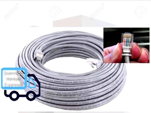 cable ponchado utp para red