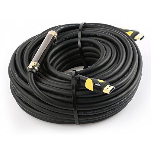 cable postta ultra hdmi (100 pies) con señal incorporada boo