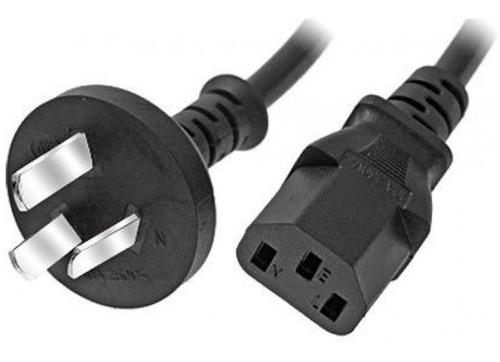 cable power alimentación 220v para monitor de pc
