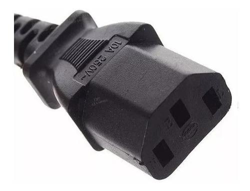 cable power alimentación 220v | pc monitor