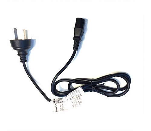 cable power alimentación 220v / pc / monitor iram 1.2m sale