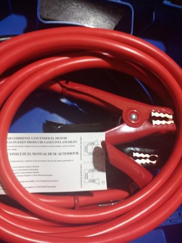 cable puente para batería 800 amperes reforzado nuevo