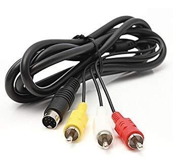 cable rca 10pines para decodificador de directv l14 nuevo