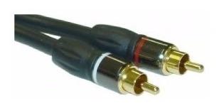 cable rca conectores macho a marcho calidad premium zuget