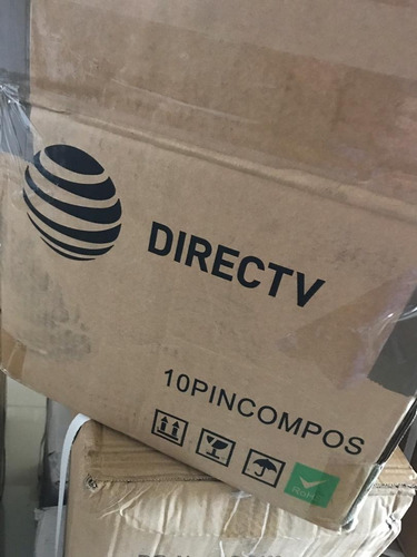 cable rca directv 10 pin l14  decodificador original 100%
