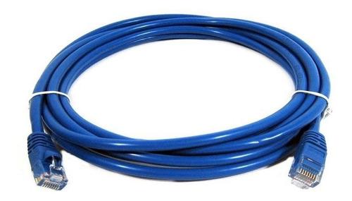 cable red armado capuchon exelente calidad 10mts pachcord 5e