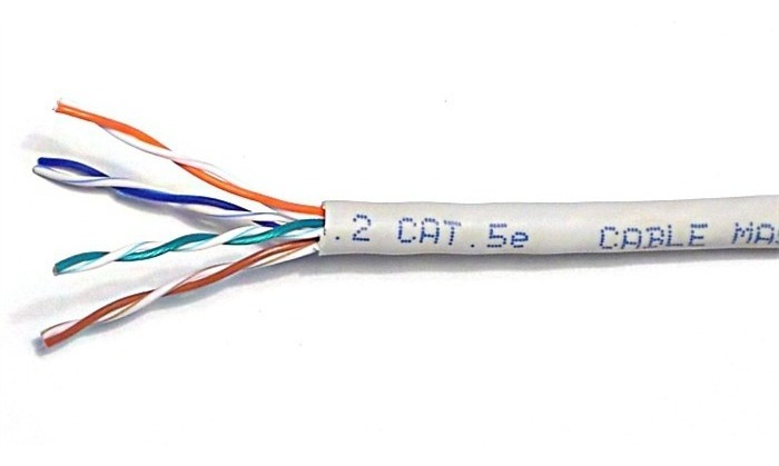 Cable Red Bobina Cat 5e Wire Plus 24 Awg 4 Pair 305m on ethernet over twisted pair, tia/eia-568, power over ethernet, patch cable, networking cables, optical fiber cable, coaxial cable, network interface controller, cat 5 wiring diagram, modular connector, ethernet crossover cable, cat 5 e panels, plenum cable, cat 5 wiring jack schematic, patch panel, ethernet hub, cat 5 wiring code, category 6 cable, shielded cable, cat 5 e diagram, cat 5 e cord, category 3 cable, crossover cable,