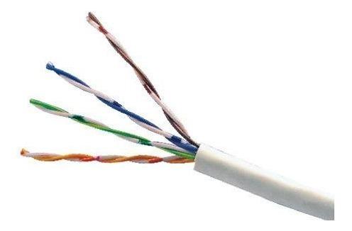 Cable Red Interior Utp Cat5e Primera Calidad X 10 Metros - $ 498 ...