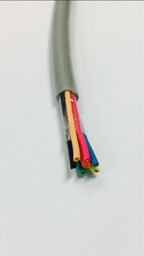 cable santoprene hiper flexible electromedicina fabrica awg