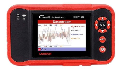 cable scanner automotriz launch crp129 multimarca obd2